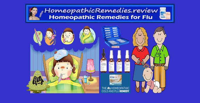 homeopathic flu remedies